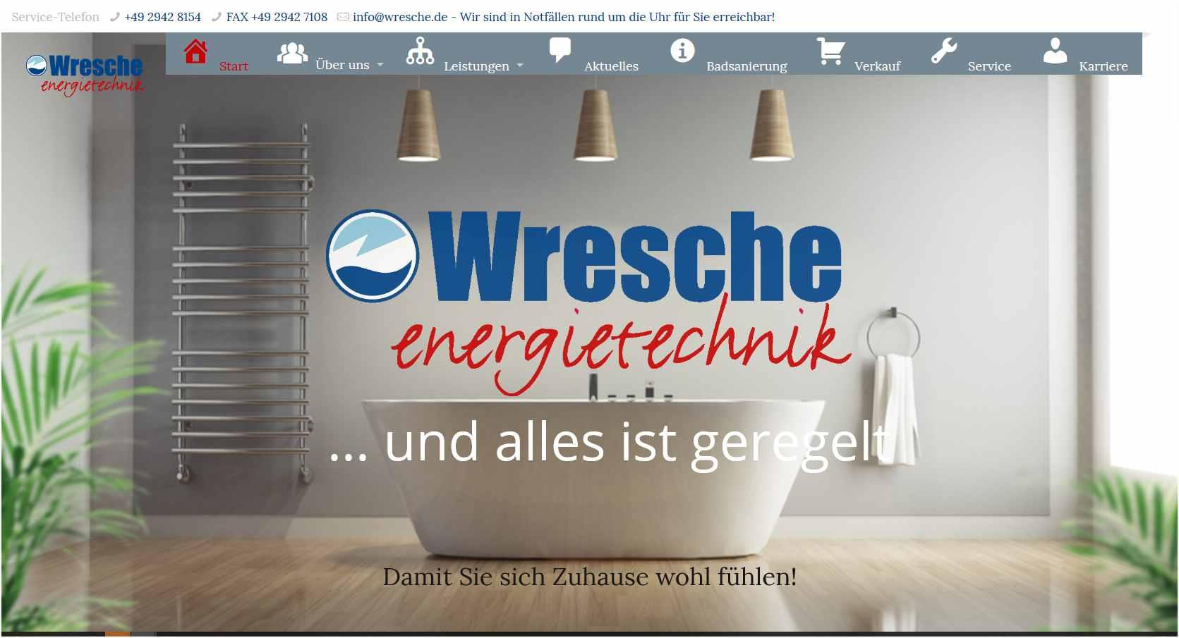 Webseite A24