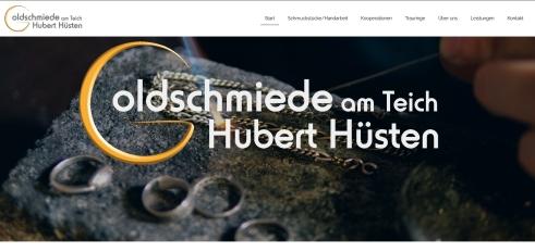 A24-data Projekt Goldschmiede Hubert Hüsten