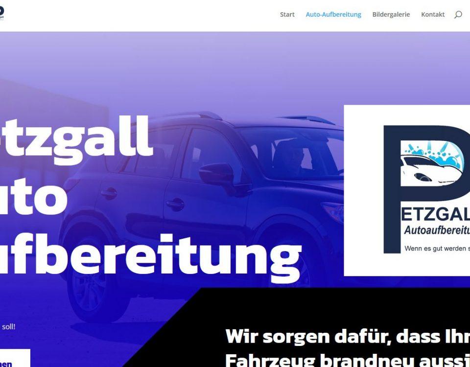 A24-data Projekt Petzgall Autoaufbereitung Geseke